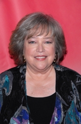 Kathy Bates With Gray Hair