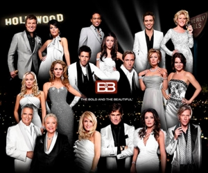 Cast Of The Bold & The Beautiful
