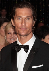 Blog about Matthew McConaughey Hair Mystery