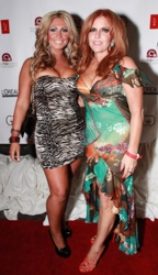 Tracy Dimarco and Gayle Giacomo