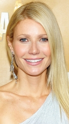 Gwyneth Paltrow With Side-Swept Fringe