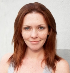 Janine Jarman Fantasy Hair Makeover - Before
