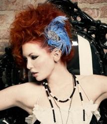 Janine Jarman Fantasy Hair