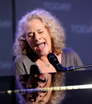 Carole King - The Today Show - Farewell To Meredith Vieira - June 8, 2011 - All Rights Reserved