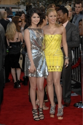 Selena Gomez And Shakira