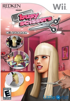 Blog about Redken's Hairdressing Video Game