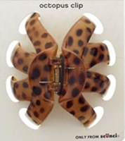 Octopus Clip Hair Accessory For Curly