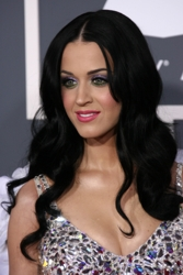 Katy Perry As A Raven Haired Brunette
