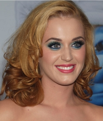 Katy Perry With Blonde Hair - DC Media - All Rights Reserved