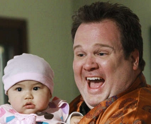 lily modern family real life