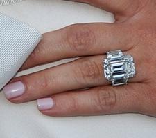 2 - Million Dollar Wedding Rings