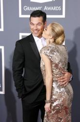 LeAnn Rimes At 2011 Grammy Awards