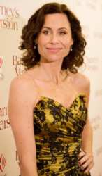 Minnie Driver With Shoulder Length Curls - Wikipedia.com