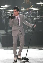 Adam Lambert Elvis Hairstyle