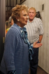 Cloris Leachman On Raising Hope