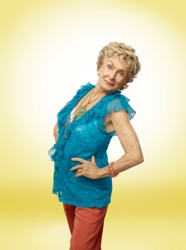 Cloris Leachman Cloris Leachman as Maw Maw in Raising Hope