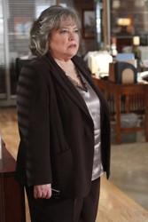Kathy Bates With Grey Hair