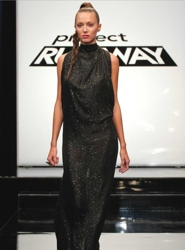Kimberly - Mini Collection - Project Runway S9