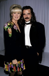 Linda Evans With Yanni