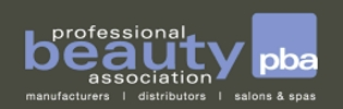 PBA Professional Beauty Association Badge