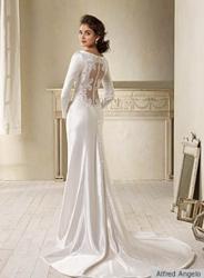 Alfred Angelo Bella Swan Copy Wedding Gown