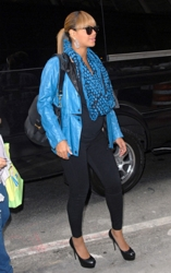 Beyonce Sleek Pregnancy Pony