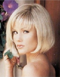 Blair Platinum Blonde Bob From Jon Renau at WigSuperStore.com
