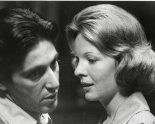 Diane Keaton And Al Pacino