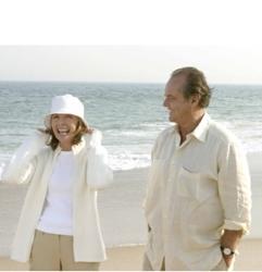Diane Keaton And Jack Nicholson