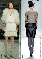 Fashion Sebastian Fur Jacket