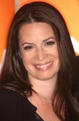 Holly Marie Combs Of ABC's Family Pretty Liars