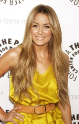 Lauren Conrad With Very Long Hair Extensions in 2010