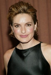 Mariska With Hairline Bump