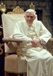 The Pope - Pope Benedictus XVI