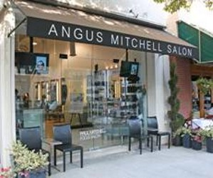 Angus Mitchell Salon