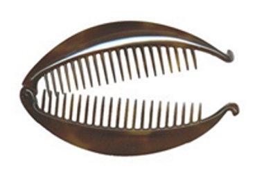 Banana Lock comb With Hinge - Hairboutique.com - All Rights Reserved