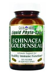 Echinacea Goldenseal Liquid Herbal Formulation