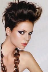 Short Hair With Hairline Fullness
