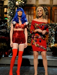 Katy Perry Hosting On Saturday Night Live