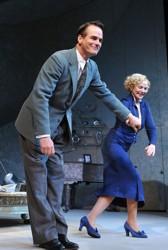 Kim Cattrall On Broadway