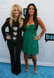 Kim Richards With Sister Kyle