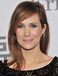 Kristin Wiig As A Brunette