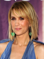 Kristin Wiig As A Blonde