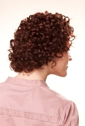 Medium Length Red Curly Hair