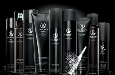 Collection of Hair Care Products - HB Media - All Rights Reserved