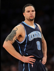 Deron Williams Hair