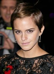Emma Watson Iconic Pixie Haircut