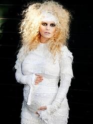 Jessica Simpson On Halloween 2011