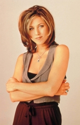 JenniferAniston Wearing The Rachel