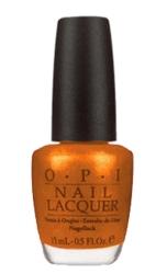 OPI Tangerine Nail Polish